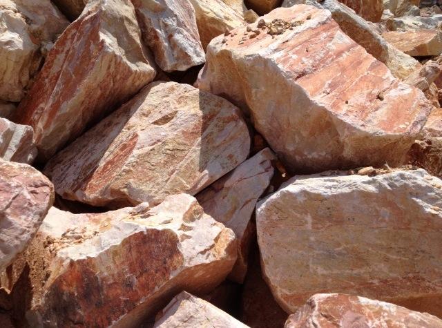 Доломит — сфера применения камня в строительстве