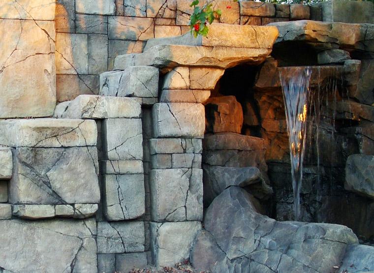 Искусственный камень в строительстве