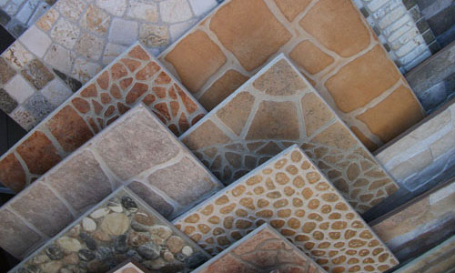 Керамическая и керамогранитная плитка для пола