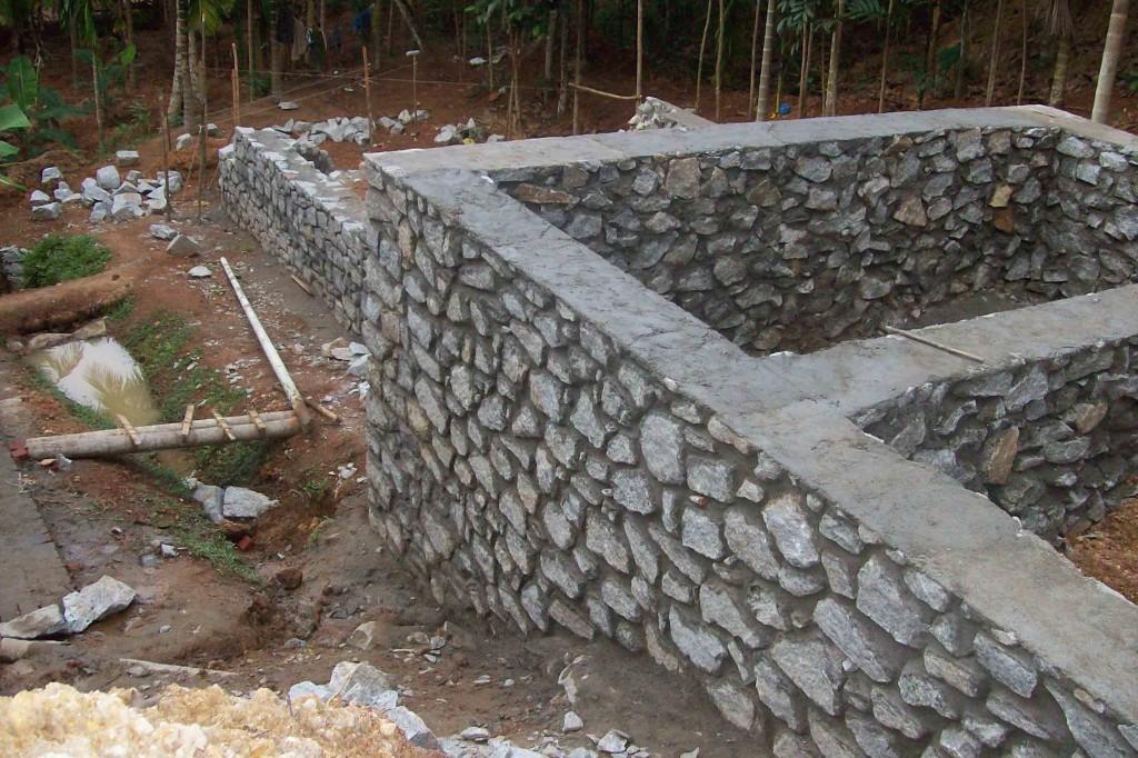 Бутовый фундамент — особенности и нюансы строительства