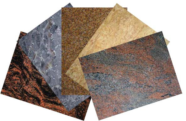 Гранитная плитка. Укладка гранитной плитки